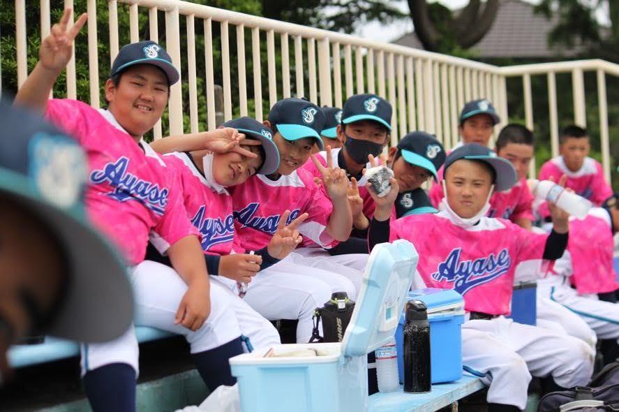 野球から生まれる夢を膨らませる子どもたち